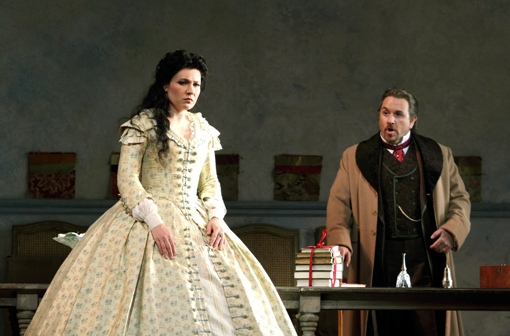 La Traviata con Marina Rebeka © Royal Opera House London