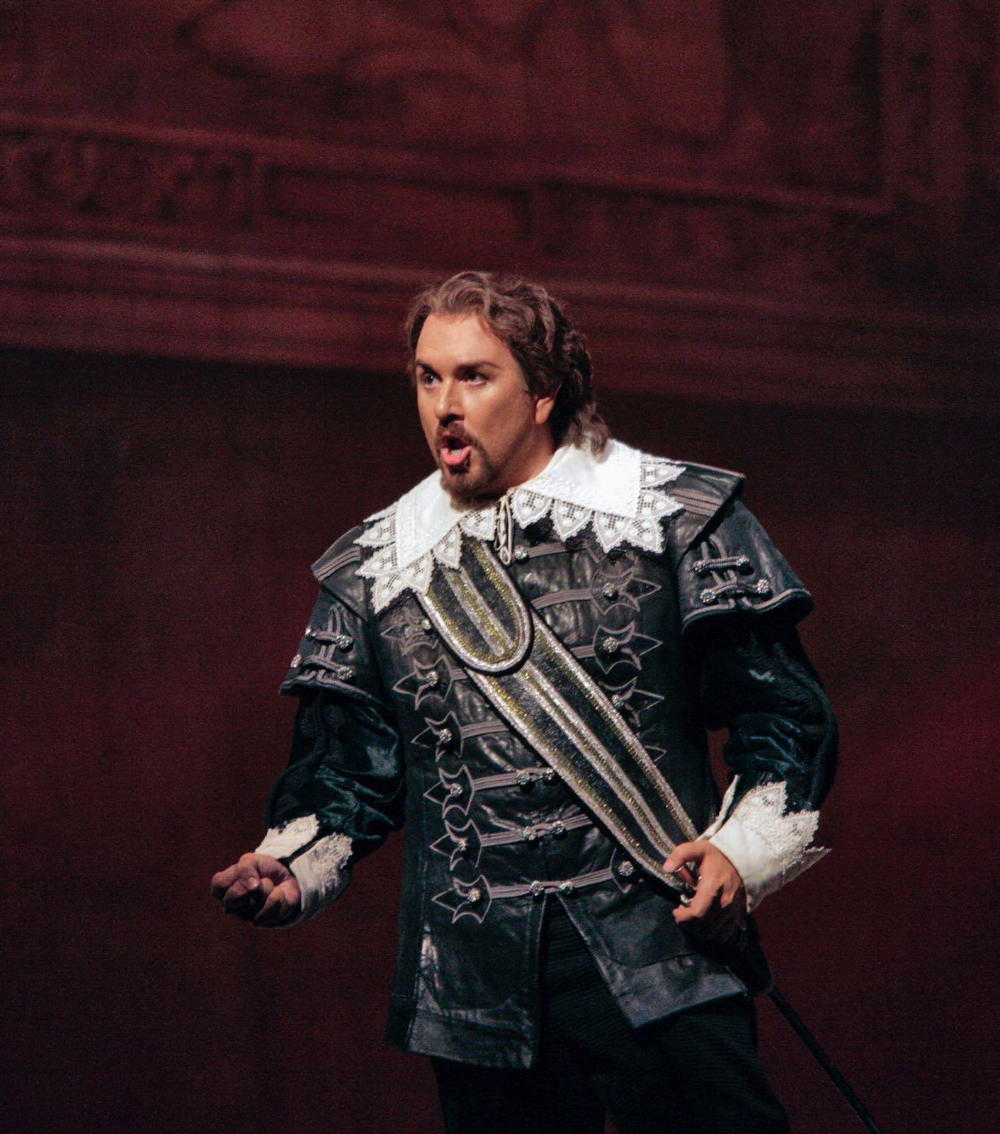 Puritani © Metropolitan Opera